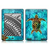 Kindle Touch Skin - Sacred Honu Hawaiin Sea Turtle (Matte Satin Finish) - High quality precision engineered removable adhesive skin for the Amazon Kindle Touch (Wifi / 3G) 6