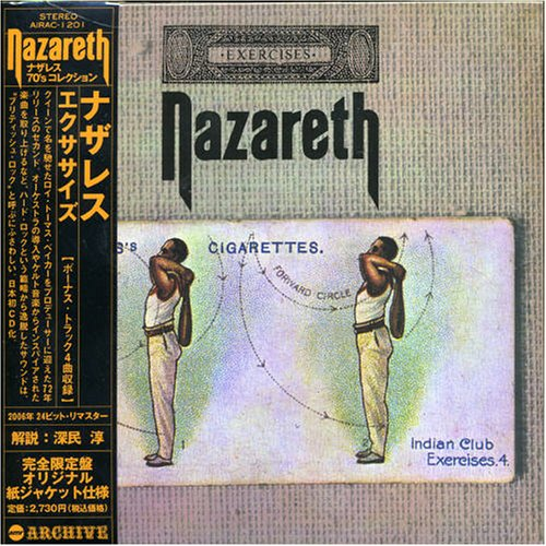 Nazareth - Exercises [30th Anniversary edition] - Zortam Music