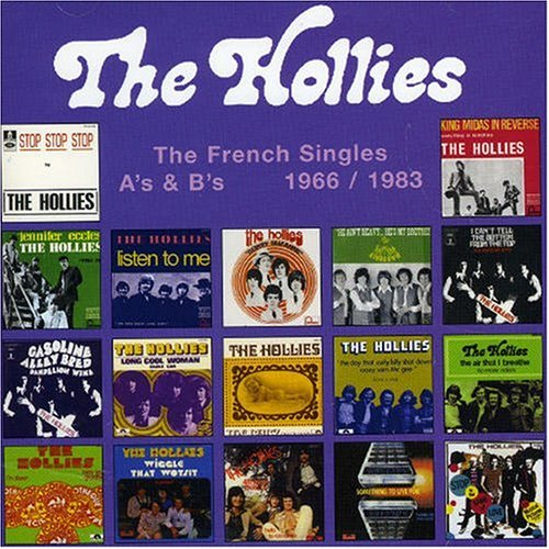 The Hollies - French Singles A