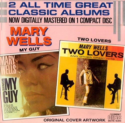 MARY WELLS - 2 Lovers & My Guy 2-On-1 - Zortam Music