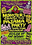 echange, troc Monsters Crash the Pajama Party (Spook Show Spectacular) [Import USA Zone 1]