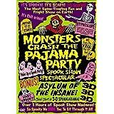 Monsters Crash the Pajama Party: Spook Show Spectacular ~ Joseph Armand (II)