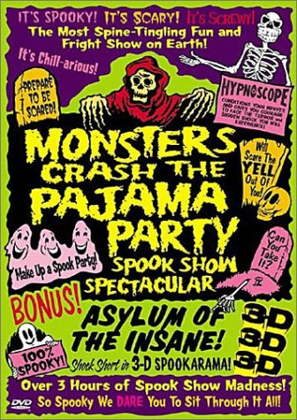 Monsters Crash Pajama Party [DVD] [2001] [Region 1] [US Import] [NTSC]