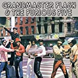echange, troc Grandmaster Flash & Furious Five - Message