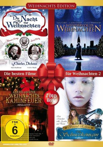 Die besten Filme für Weihnachten II [2 DVDs]