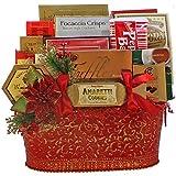 Art of Appreciation Gift Baskets Holiday Greetings Christmas Gourmet Food Gift Basket