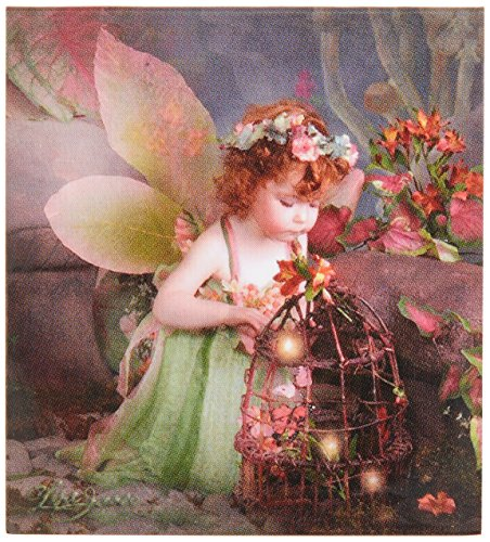Gift Trenz Firefly Fairy Magnetic Bookmark - 1