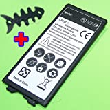 High Capacity 3550mAh Spare Replacement Li-ion Battery for LG G5 RS988 Tracfone Smartphone With Additional Valueable Accessory (See Picture) (Color: as shown in picture)