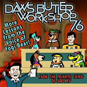 Daws Butler Workshop '76: More Lessons from the Voice of Yogi Bear! | [Charles Dawson Butler]