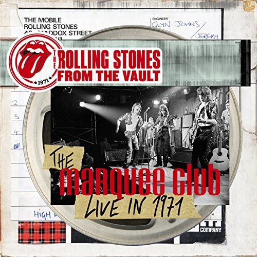 From The Vault: The Marquee - Live In 1971 [DVD+LP] [2015] [NTSC]