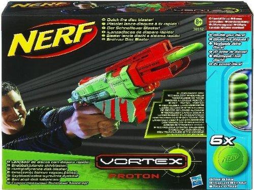 Imagen 1 de Nerf - Vortex Proton Dobla Tus Discos (Hasbro) 38572983