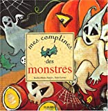 echange, troc Karinne-Marie Amiot - Mes comptines des monstres