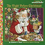 The Night Before Christmas (Jellybean Books(R)) (0375801472) by Moore, Clement C.