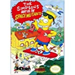The Simpsons Bart Vs. The Space Mutants