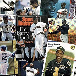 Various Brands San Francisco Giants Barry Bonds 20 Trading Card Set [Misc.] by Unknown