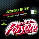 The Best of Poison: 20 Years of Rock (CD & DVD)