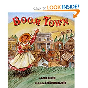 Amazon.com: Boom Town (9780531300435): Sonia Levitin, 2at Bowman ...