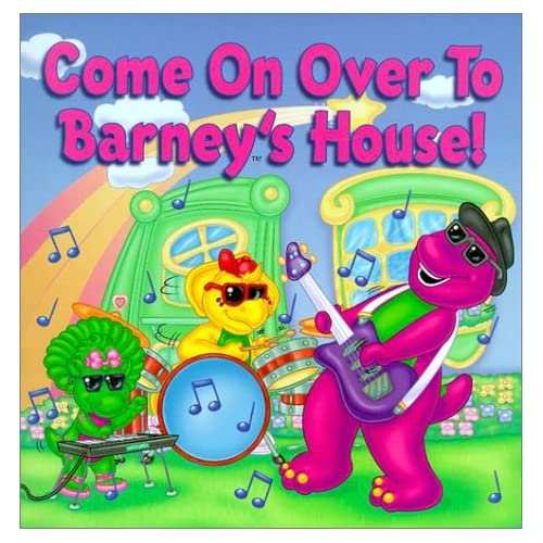 Come on over to Barney's House!: Stephen White, Darren McKee