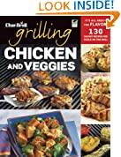Char-Broil's Grilling Chicken & Veggies