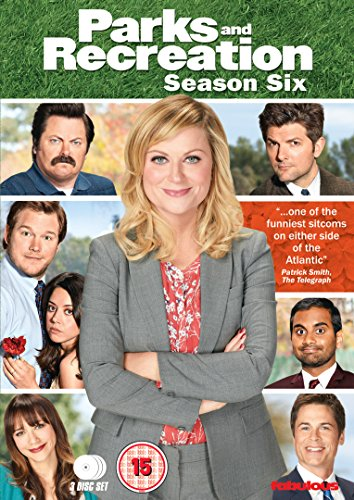 Parks & Recreation - Season Six (3 DVD set) *REGION 2 RELEASE*