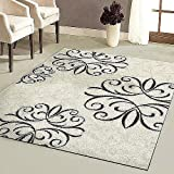"Better Homes and Gardens Iron Fleur Area Rug, 31"" X 45"""