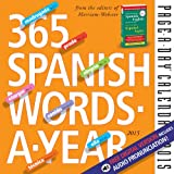 365 Spanish Words-A-Year 2015 Page-A-Day Calendar
