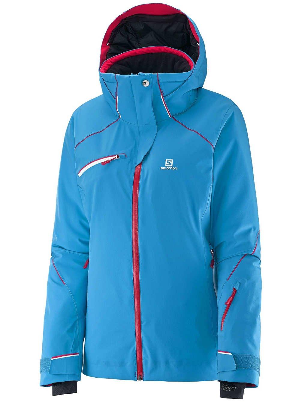 Damen Snowboard Jacke Salomon Speed Jacket