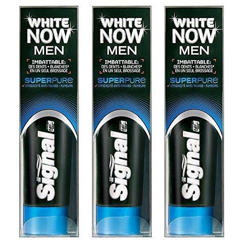 signal-dentifrice-blancheur-white-now-men-super-pure-75-ml-lot-de-3