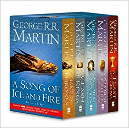 a song of ice and fire book 6 amazon