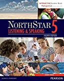 img - for NorthStar Listening & Speaking 5 with Interactive Student Book and MyEnglishLab book / textbook / text book