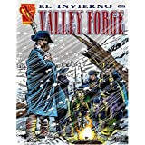 El Invierno en Valley Forge (Graphic History (Spanish Hardcover))