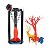 TEVO Little Monster 3D Printer DIY Kit Adopt for Smoothieware/ MKS TFT28 Touch Screen /BLTouch Auto Leveling /Titan Extruder High Speed Printing w/ Heatbed With Aibecy Cleaning Cloth (Tamaño: Little Monster)