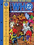 img - for Who's Who In The DC Universe #14 (November 1991) book / textbook / text book