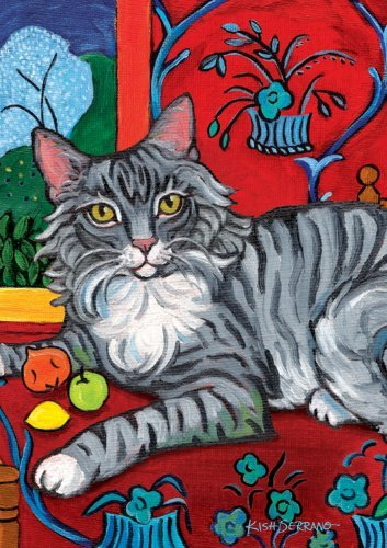 caneping-cattise-long-haired-tabby-12x18-inch-double-sided-decorative-house-flaggarden-flag
