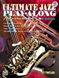 Ultimate Jazz Play-Along (Jam with Eric Marienthal): B-Flat, Book & CD (Ultimate Play-Along) Eric Marienthal