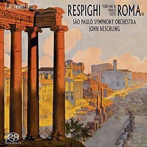 - Fontane di Roma / Pini di Roma / Feste Romane - Amazon.com Music