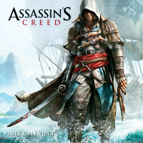 Assassin's Creed 2015 Wall Calendar