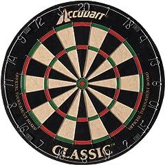 Buy Accudart Classic Bristle Dart Board by Accudart