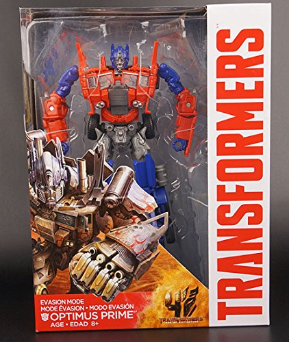Generic Transformers 4 V Version Optimus Prime G1 Figure Kits Model for Toys