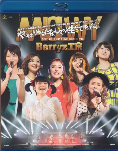Berryz Kobo 10th Anniversary Nippon Budokan Special Live 2013