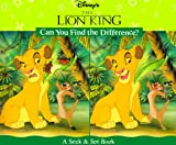 Lion King: Can You Find the Difference (Disney's classic storybook collection)