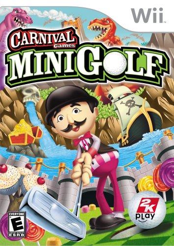 Carnival Games: MiniGolf