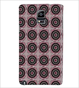 PrintDhaba Pattern D-5399 Back Case Cover for SAMSUNG GALAXY NOTE 3 (Multi-Coloured)
