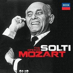 Coffret du 100e Anniversaire : Solti dirige Mozart - Les Opéras (15 CD)