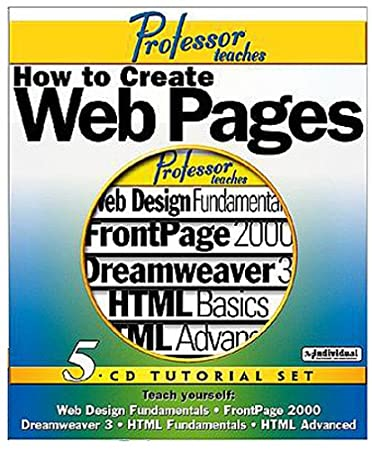 Professor Teaches How to Create Web Pages 2.0