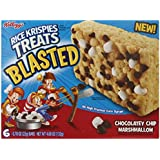 Rice Krispies Treats Blasted, Choc Chip and Marshmallow, 4.68 Ounce (Pack of 12)