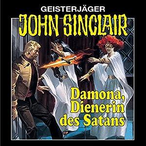 Damona - Dienerin des Satans (John Sinclair 4) Hörspiel