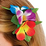 Hawaii Flower Hair Clip MULTI Outfit...