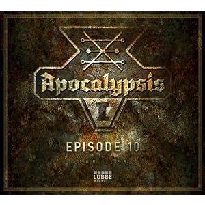 Die sieben Schalen des Zorns (Apocalypsis 1.10) Hörbuch