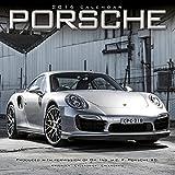 Porsche 2016 Wall Calendar
